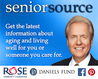 A resource for aging and living well. Senior Source is your one-stop resource for seniors, caregivers, and families in Colorado.
