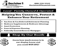 A local family-owned and operated business that specializes in retirement income planning, Medicare, asset protection, funeral expense planning and federal insured  mortgages.